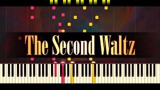 The Second Waltz Piano SHOSTAKOVICH