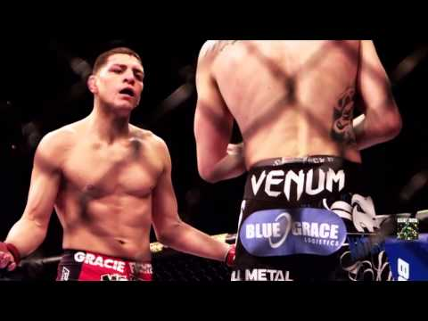 Nick Diaz highlights 2015 HD