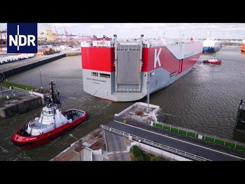 Bremerhaven: Dicke Pötte an der Kaje | die nordstory | NDR Doku