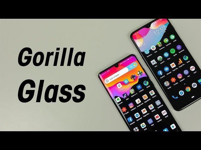 Tisztázzuk: Gorilla Glass