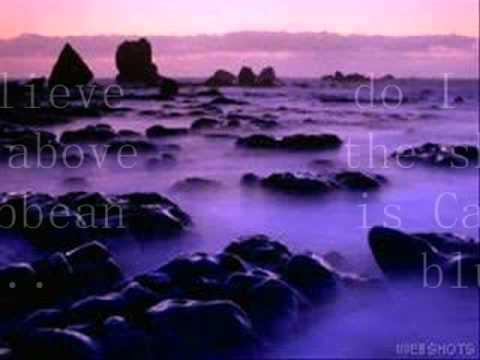 Caribbean Blue - Enya (with Lyrics)