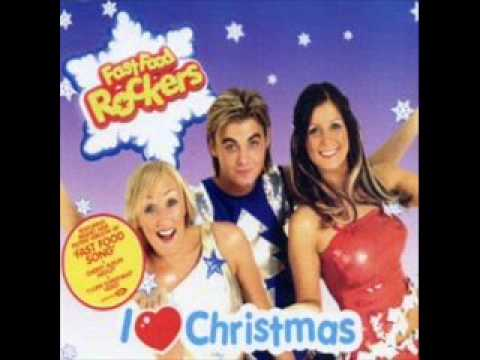 Fast Food Rockers - Fast Food Song (Festive Version)