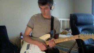 """Taylor Swift """"Fearless"""" Electric Guitar Cover"""