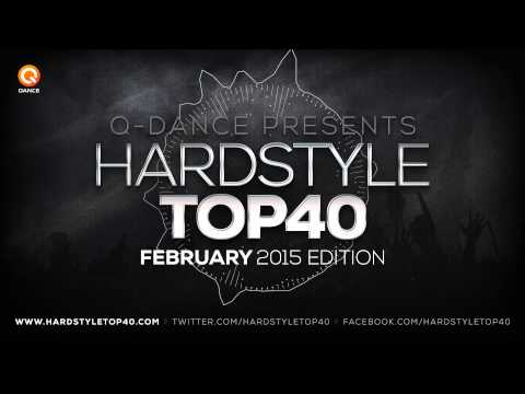 February 2015 | Q-dance presents Hardstyle Top 40