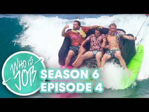 Every Day is Aloha Friday!   Who is JOB 7.0 S6E4