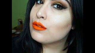 Get Ready With Me; Thanksgiving Makeup Tutorial
