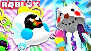 RAINBOW PETS! (3 NEW AREAS, NEW HATS & EGGS) | Roblox Ice Cream Simulator