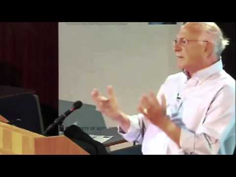 Professor Daniel Kahneman speaking at SPUDM 2011, at Kingston University