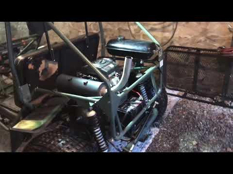 Manco Deuce 612-00 with Predator 670 - YouTube