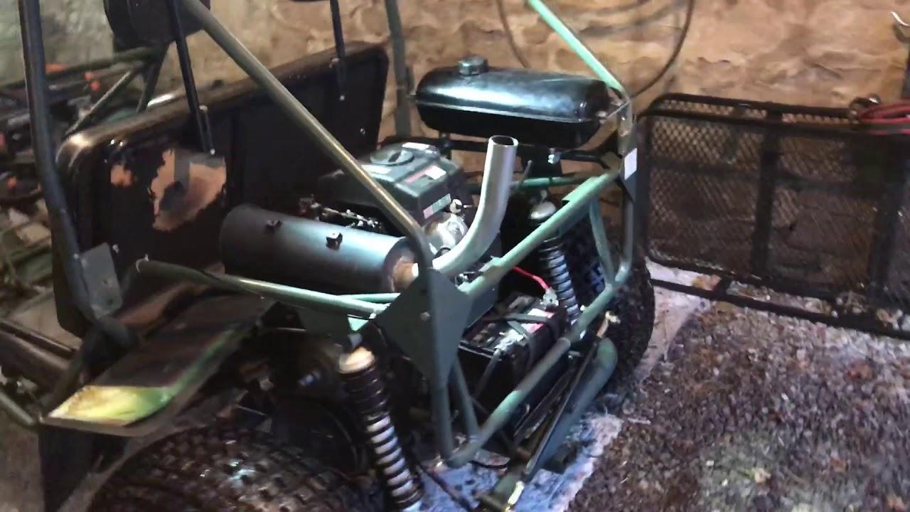 Manco Deuce 612-00 with Predator 670