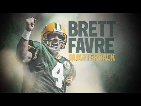 Brett Favre Career Highlights Feature | The Making of a Pro Football Hall of Famer | NFL