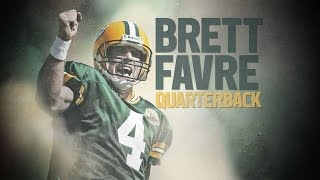 Former green bay packers qb brett favre is one of the most beloved players in nfl history, we recap career a legend as he continues on path to the...