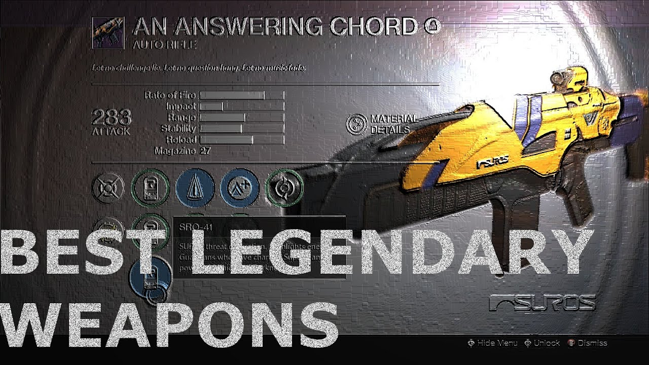 Destiny best legendary weapons the taken king myideasbedroom com