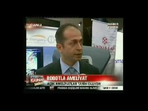 Habertük Robotla Ameliyat 07.04.2011