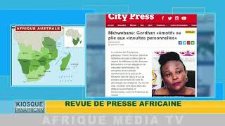 KIOSQUE PANAFRICAIN DU 12   07 2019