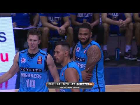 Brisbane Bullets vs. New Zealand Breakers - Game Highlights
