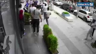 İstanbul'da damat dehşeti! Elindeki bıçakla...
