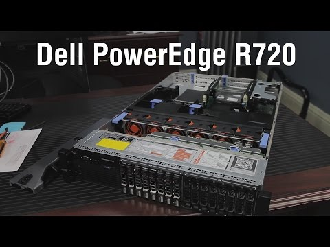 Dell PowerEdge R720 Dual Xeon Server Review