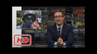 Venezuela Protesters : Last Week Tonight with John Oliver (HBO)