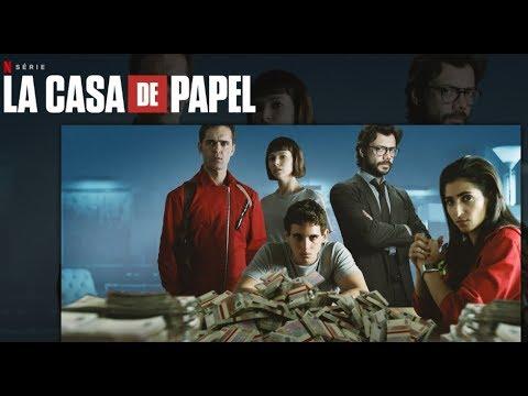 Download LA CASA DE PAPEL PARTE 3 - SÉRIE 2019 - TRAILER OFICIAL NETFLIX