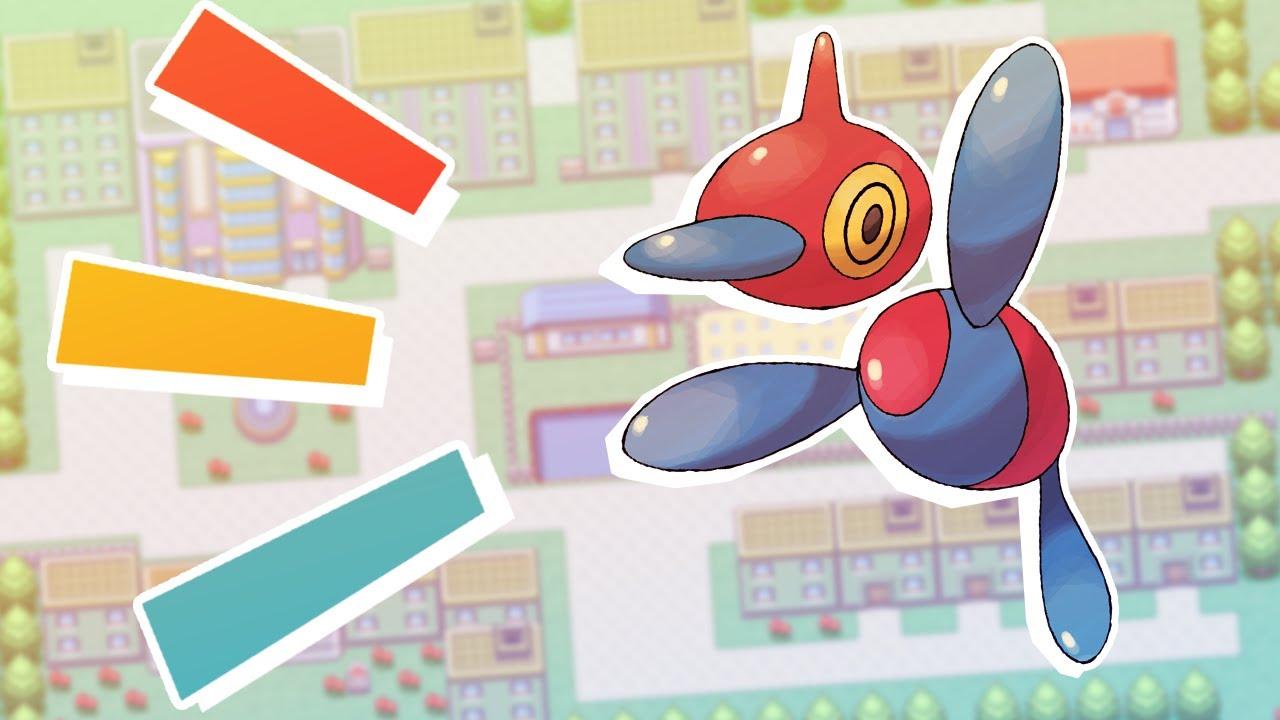 Porygon-Z is the Best Pokemon