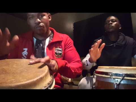 Meaku, Acho, Tekno, Duro, conga, Naija, African, drums
