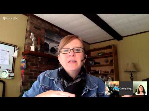 FMF Retreat Chat with Ann Kroeker and Charity Singleton Craig
