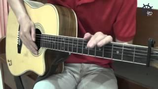 Belajar Fingerstyle (Janji Suci - Yovie And Nuno)