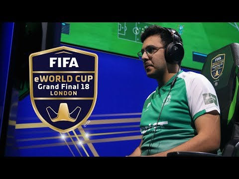FIFA 18 | FIFA eWorld Cup Grand Final | MSdossary vs StefanoPinna