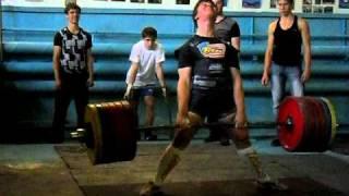 Prokopenko Andrey 75kg, Deadlift 300