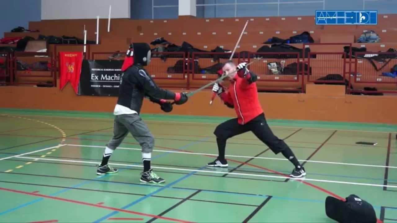 Sport de combat épée