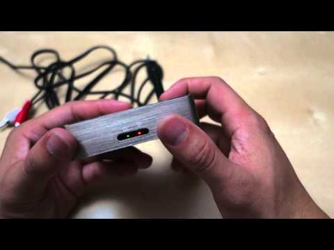 AGPtek M2 Wifi Airplay DLNA Audio Music Streaming Receiver Review