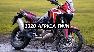 First Impressions: 2020 Honda Africa Twin CRF1100L
