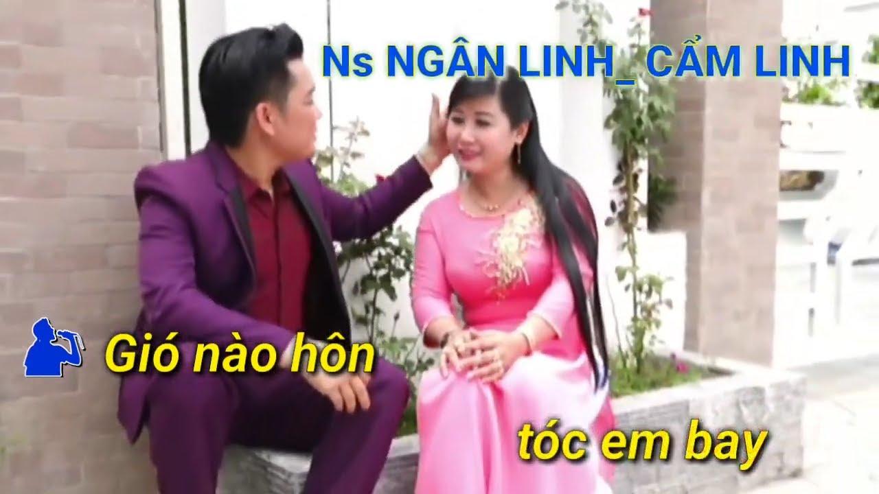 Karaoke | Tân Cổ Nụ Hồng - NS Ngân Linh & NS Cẩm Linh