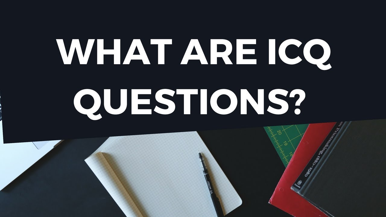What are ICQ questions (ICQs) + examples  CELTA