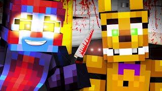 FNAF Sister Location - SPRING BONNIE - (Minecraft Roleplay) Night 7