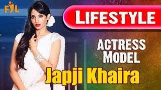 Japji Khaira Lifestyle   Biography   Actress   Model