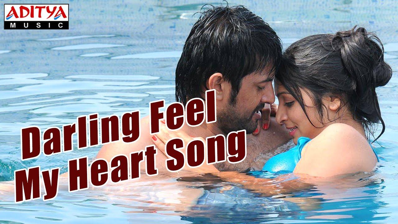 Download Darling Feel My Heart Song - Swimming Pool Movie Promotional Song - Akhil Karteek, Priya Vasista