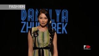 DAMILIA ZHUMABEK Kazakistan Fashion Week Fall Winter 2017 18   Fashion Channel
