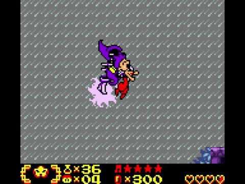 [TAS] GBC Shantae