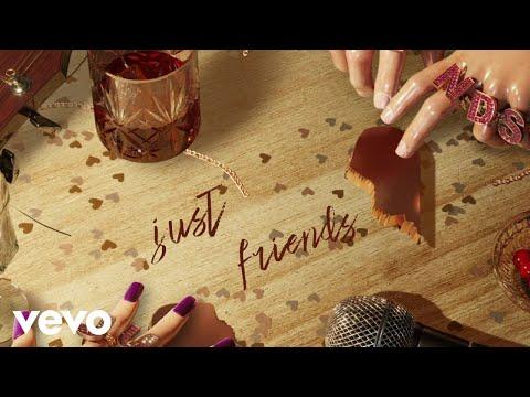Olivia O'Brien - Just Friends (Lyric Video)