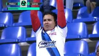 Puebla 2-2 Santos | Clausura 2020 | Liga MX