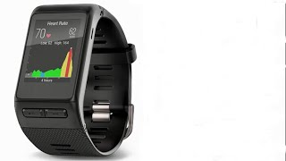 GARMIN Vivoactive HR detailed review and HOW TO USE guide