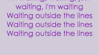 Greyson Chance - Waiting Outside The Lines (Lyrics)