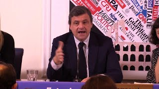 Calenda presenta Azione: