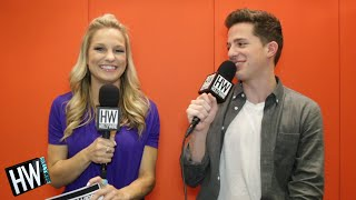 Charlie Puth Talks Meeting Harry Styles & Gushes Over James Taylor! (HOT SEAT)