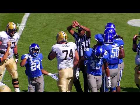 Kentucky Wildcats TV: Kentucky 17 Vandy 7