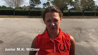 JDN Sports: M.K. Wittner enjoys playing girls golf for Southwest Onslow Stallions