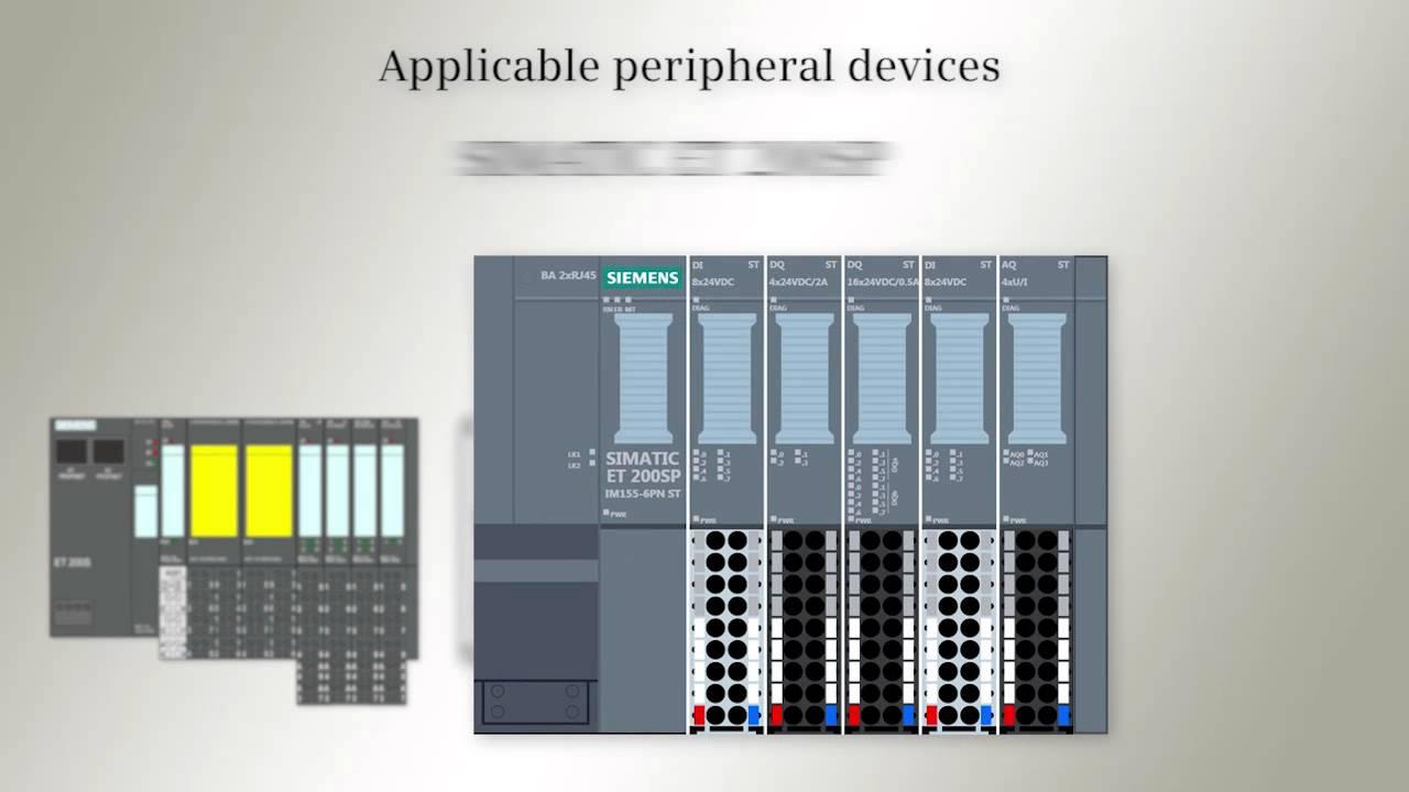 siemen profibu wiring diagram [ 1280 x 720 Pixel ]