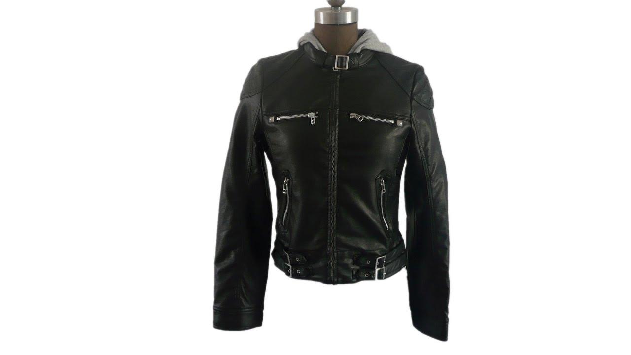 643b5aa7dc04 Как почистить кожаную куртку в домашних условиях - YouTube